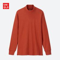 UNIQLO 优衣库 418698 男士高领T恤