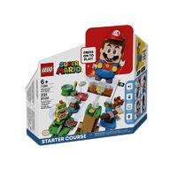 百亿补贴:LEGO 乐高 超级马里奥系列 71360 冒险入门套组