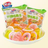 Qinqin 亲亲  什锦味/AD钙味 果冻 360g*6袋