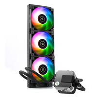 毅凯火力  Elite 360 D-RGB 一体式CPU水冷散热器