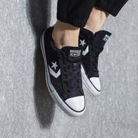 历史低价:CONVERSE 匡威  Star Player 161595C 低帮男女鞋休闲帆布鞋