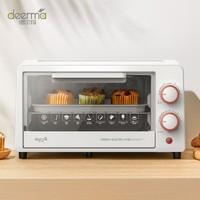 Deerma 德尔玛 DEM-EO100S 电烤箱 10L