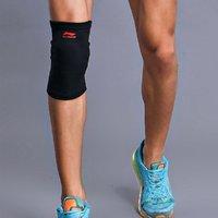 LI-NING 李宁 COLOR黑色 运动针织护膝