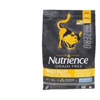 NUTRIENCE 哈根纽翠斯 黑钻菲沙 河谷鸡肉全猫粮 11磅 + carny主粮猫罐头200g*3罐