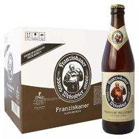Franziskaner 范佳乐 (教士)小麦啤酒 450ml*12瓶 整箱装 *3件