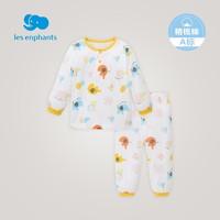 Les enphants 丽婴房 儿童内衣套装