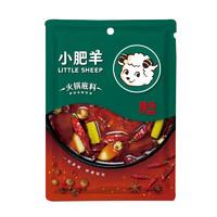 临期品:小肥羊 火锅底料 香辣味 180g