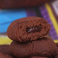 麦比客 巧克力注心饼干 300g*3包