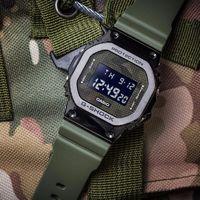 百亿补贴:CASIO 卡西欧 GM-5600B-3PR 方型运动腕表