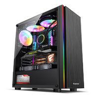 百亿补贴:京天华盛 组装台式机(i5-10400F、16GB、240GB、RTX2060)