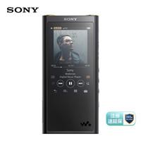 SONY 索尼 NW-ZX300A Hi-Res 音乐播放器 黑色