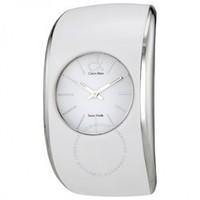 Calvin Klein 卡尔文·克莱恩 Gloss K6005101 女士手镯腕表