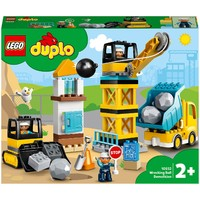 LEGO 乐高 DUPLO系列 10932 拆迁师