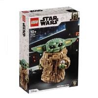 积木之家、小编精选、新品发售:LEGO 乐高 星球大战系列 75318 The Child