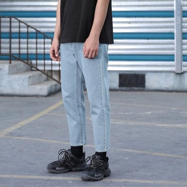 Baleno 班尼路 88011025 男士经典水洗牛仔裤