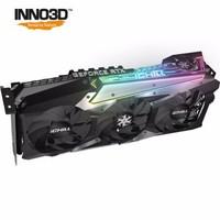 Inno3D 映众 GeForce RTX 3080 冰龙超级版 10GB GDDR6X 显卡