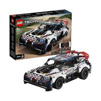 21日0点、考拉海购黑卡会员:LEGO 乐高 科技系列 42109 Top Gear遥控拉力赛车