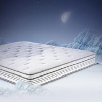 双11预售:KUKa 顾家家居 DK.M0057 净博士抗菌防螨3D乳胶床垫 1.8/1.5m