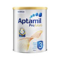 Aptamil 爱他美 白金版幼儿配方奶粉3段 900g