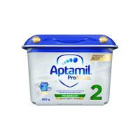 Aptamil 爱他美 德国白金版 婴儿奶粉 2段 800g *2件