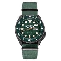 SEIKO 精工 新盾牌5号系列 SRPD77K1 男士机械手表