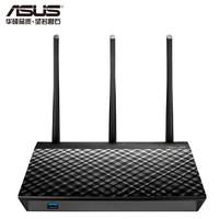 ASUS 华硕 RT-AC1750 B1 AC1750M 双频千兆 无线路由器