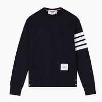 双11预售、考拉海购黑卡会员:THOM BROWNE 汤姆布朗 男士经典四条纹棉质卫衣