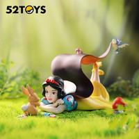 玩模总动员、新品预定:52TOYS 迪士尼公主系列 景品
