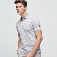 SEPTWOLVES 1D1A30602278 男士POLO衫短袖T恤