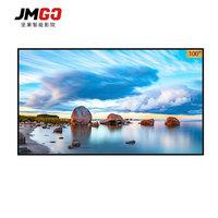 JmGO 坚果 HPS5 100英寸 16:9 黑栅抗光屏幕布