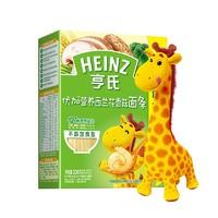 Heinz 亨氏 优加营养西兰花香菇面条 336g *5件
