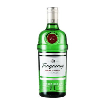 添加利金酒(Tanqueray)杜松子酒琴酒 原装进口基酒  750ml