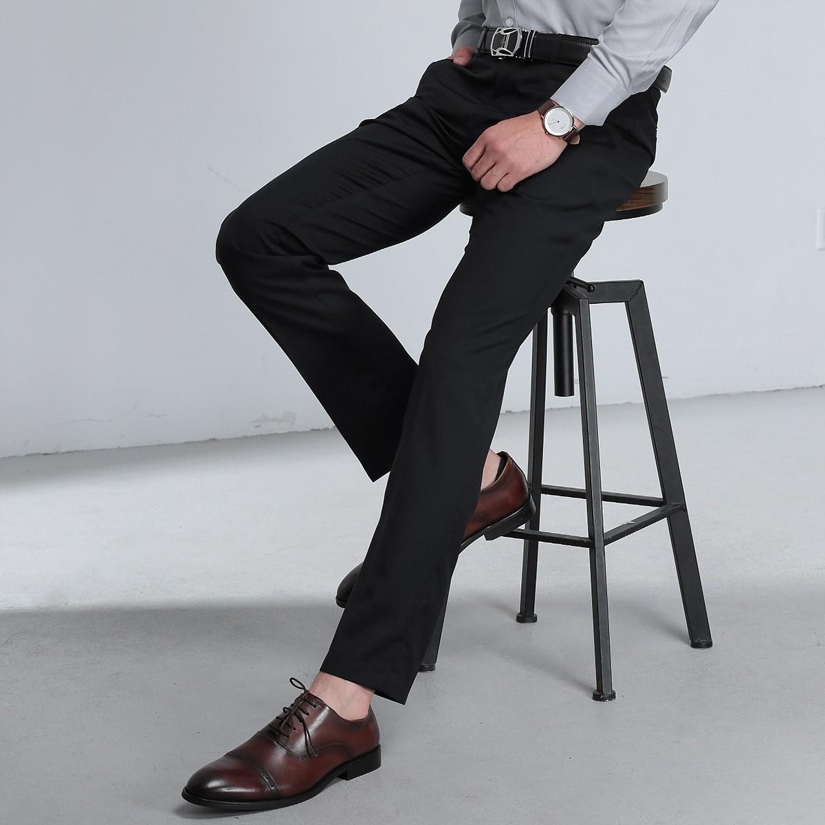 ROMON 罗蒙 6X9400199 男士西裤