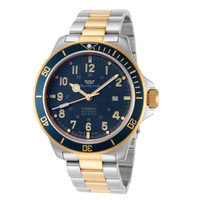 银联返现购:GLYCINE 冠星 Combat GL0294 男士机械腕表