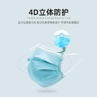 医用外科口罩三层防护