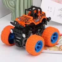 巴巴腾 儿童四驱越野惯性回力玩具车