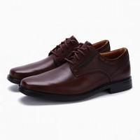 唯品尖货:clarks 其乐 Unbrylan Plain 男士商务正装皮鞋