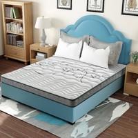 1日0点:SLEEMON 喜临门 艾比 抗菌防螨床垫 180*200*15cm
