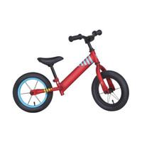 好孩子平衡车儿童无脚踏男滑步车2-3-6岁单车宝宝滑行车女自行车PH2007 红色