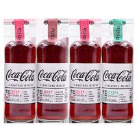百亿补贴: Coca-Cola 可口可乐 Signature Mixer 调酒可口可乐饮料 200mL*4瓶