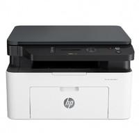 27日0点:HP 惠普 136wm 黑白激光多功能一体机