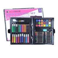 柏彩 绘画98件PVC套装  3色可选