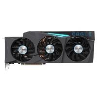 GIGABYTE 技嘉 GeForce RTX3090EAGLE OC-24GD猎鹰 游戏显卡