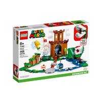 考拉海购黑卡会员:LEGO 乐高 超级马里奥 71362 守卫的城堡