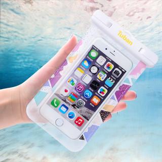 手机防水袋潜水套触屏通用游泳水下拍照防水手机袋苹果6s华为防雨