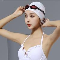 F.DYRAA 梵迪拉 70307AF 女款防水泳帽