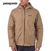 PATAGONIA巴塔哥尼亚外套秋冬季防水防风户外男士保暖冲锋衣83716