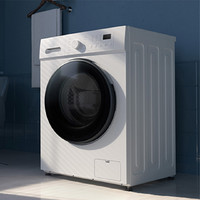 MIJIA 米家 1A XHQG80MJ201W 8公斤 洗烘一体机