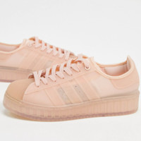 adidas Originals Superstar Jelly trainers 女款果冻运动鞋