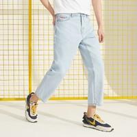 A21 R402126071-F1-113 男士纯棉牛仔裤